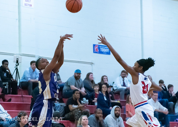 Broughton girls varsity basketball vs Sanderson. February 12, 2019. 750_5978