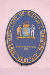 Day 3: Halifax Dockyard Clock - 28 September 2007
