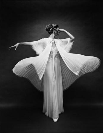 Mark Shaw Lingeri Shoot for Vanity  Fair 1953
