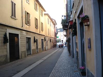 Italy with Mary