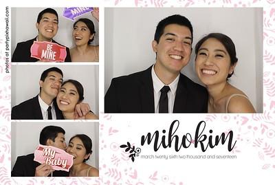 Miho & Kim's Wedding (Luxury Photo Booth)