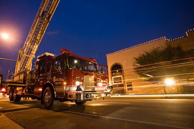 Firefighters Memorial - Monroe, NC