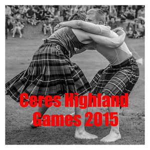 The 2015 Ceres Highland Games