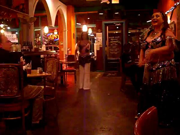 Angelina in  Ma Elli ou Oltello and Drum Solo