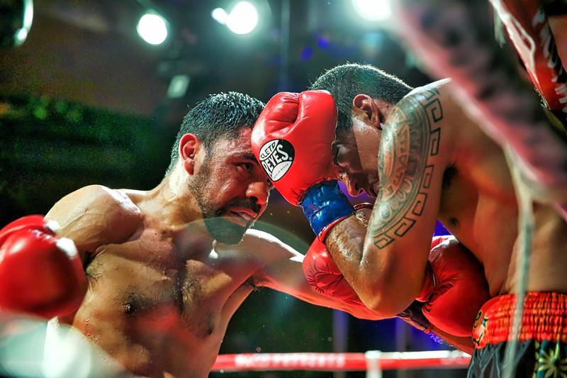 Javier Gallo vs. Jose Salgado
