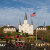 Jackson Square and St. Louis Cathedral,