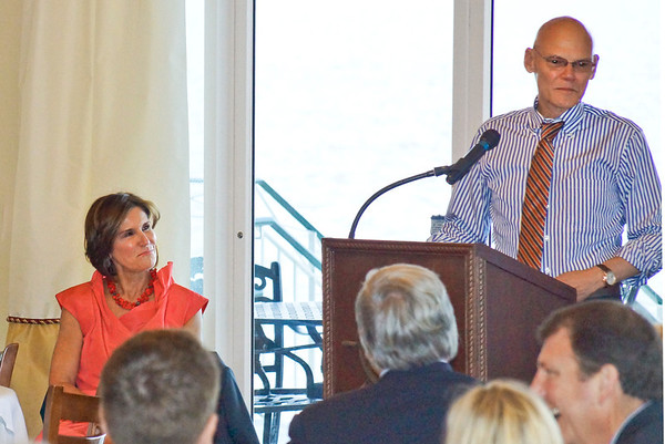 United Way Event with Carville and Matalin