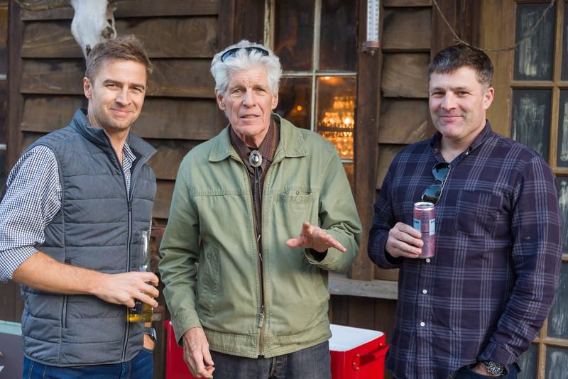 Nick, Michael, Bryan