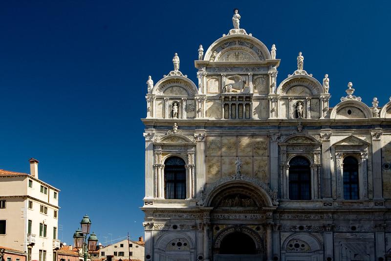 San Zanipolo (Santi Giovanni e Paolo) Hospital, Venice, Italy