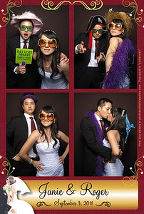 Janie and Roger's Wedding