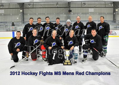 Mens Red Championship