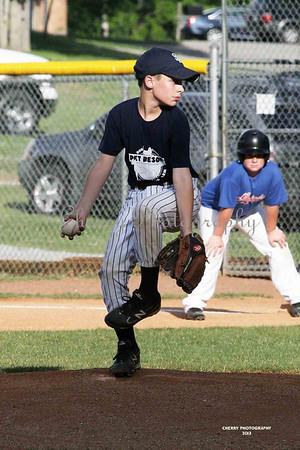 Spring Hill Baseball 6-6-13