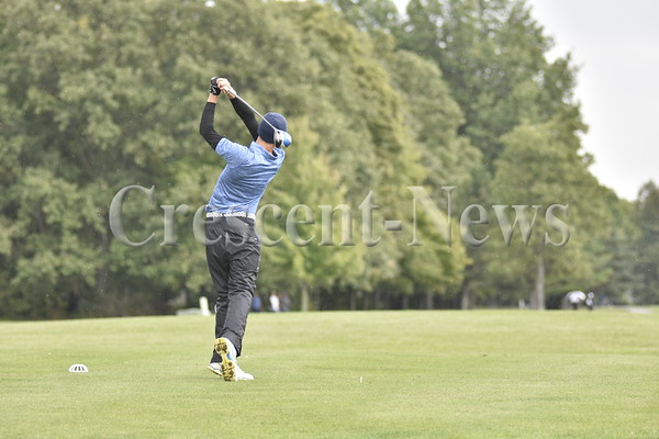 09-29-16 Boys Tournament Golf @ Ironwood