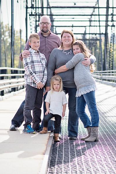Williamsport Family Photographer : 10/22/17 Rob, Wendi, Bailey, Finn, and Nola