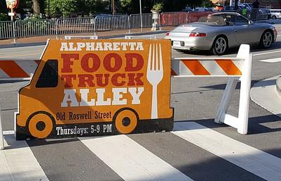Alpharetta Food Truck Alley