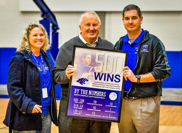 Coach Brakel 500th Win 12-05-15-11