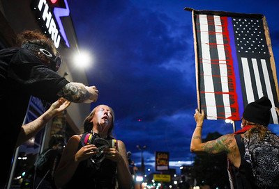 Denver Demonstrations - Sunday