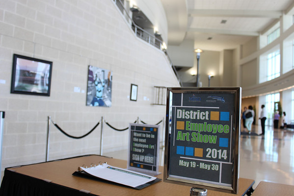 2014 MISD Faculty Art Show