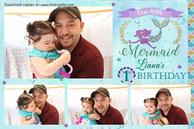 Liana's 1st Birthday
