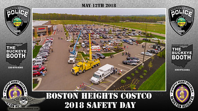 Costco Boston Heights Safety Day