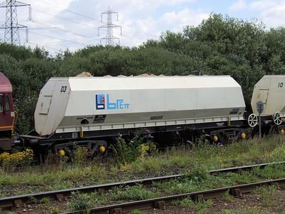 JHA (ELC) - Bogie Aggregate Hopper Wagon