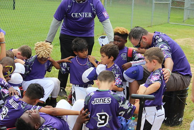Scenes from Center 8-U All Stars defeat of Henderson