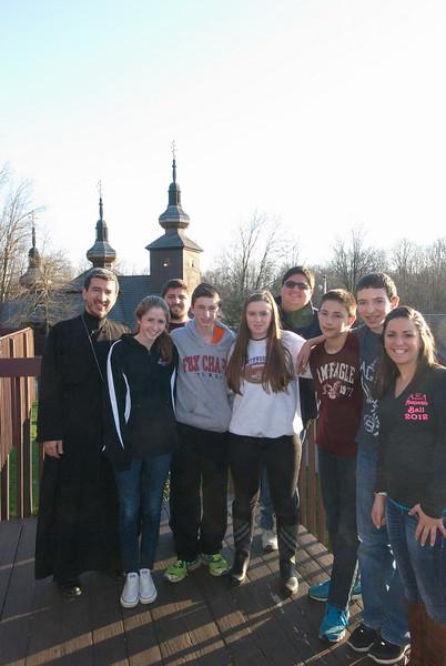 GOYA Fall Retreat - November 17, 2012