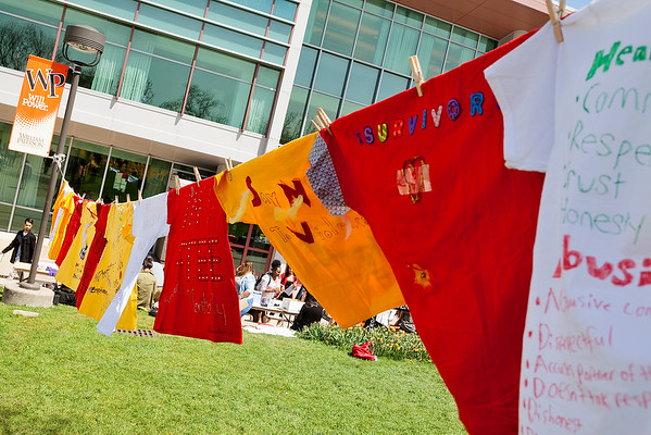 Clothesline Project 4_19_16