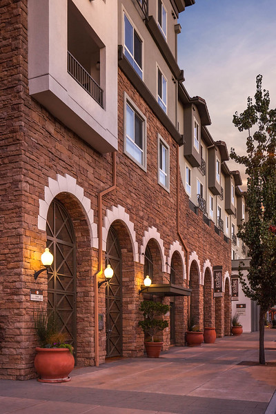 Chico Commercial Photography-Sunrise-Photo-of-Eclipse-Dublin-Station-Apartments.jpg