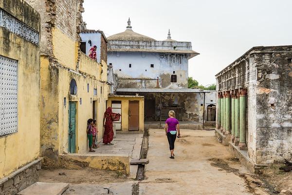 Madhogarh India