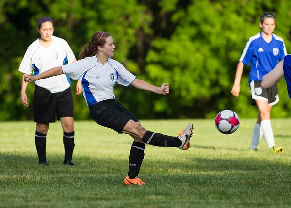 U16 Girls Soccer - Blaine vs SA - 6/18/14