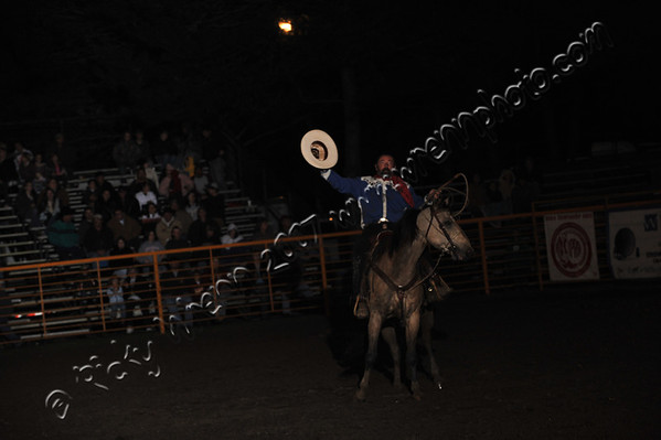 2008  Hemingway Pro Rodeo 08 Saturday Night
