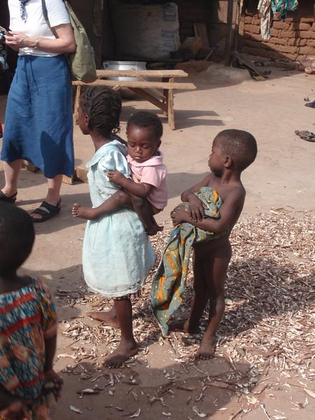 026_Between Tamale and Kumasi. Family Village Life.jpg