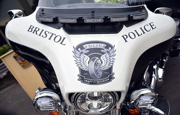 Bristol Police Motorcycle 3