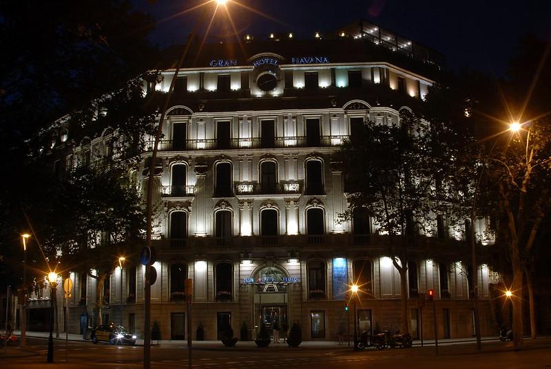 Best hotel for a weekend in Barcelona