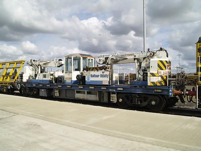 Cranes, Tampers, MPVs, Snowploughs etc