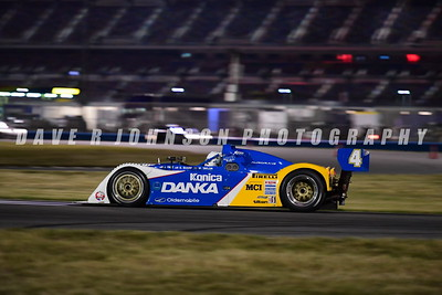 Daytona Historics Historic, Prototype & GTM Night Race