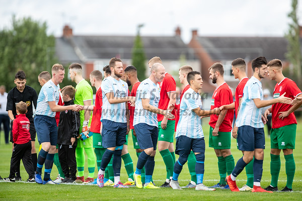 Coventry Sphinx vs Coventry Utd - FA Cup Preliminary Round - 10th Aug 2019
