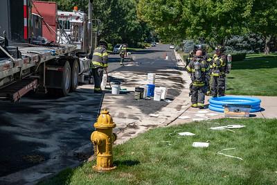 Cherry Hills Fuel Spill