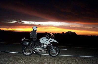 GS Break In Ride