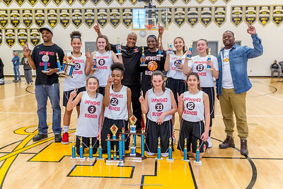 2018 Champions-Unfinished Business Girls of NMS
