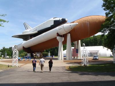 Huntsville space museum
