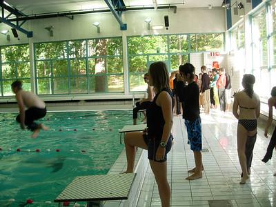 6de leerjaar - zwemmen