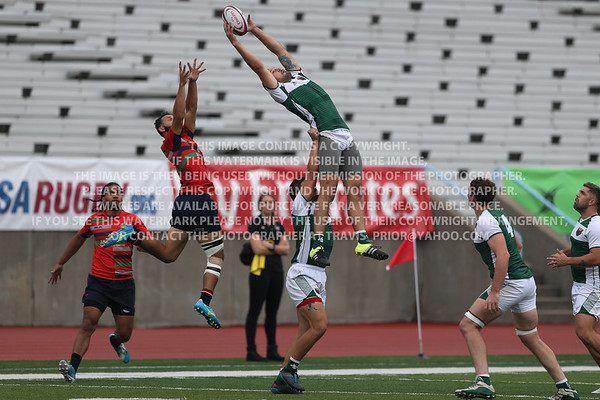 New Orleans Rugby Menen 2018 USA Club 7's Nationals