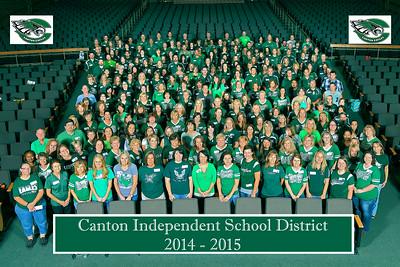 CISD Staff Photo