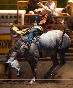 2012 Bareback Riding
