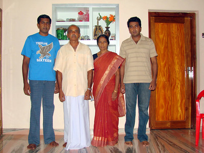 Packing Up for USA Trip - Biju Joseph