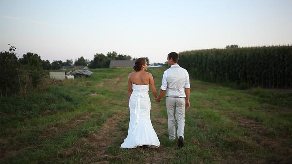 Brittany & Kevin Wedding Video HD