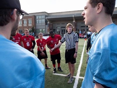 2018 NC State vs UNC Unified Flag Football