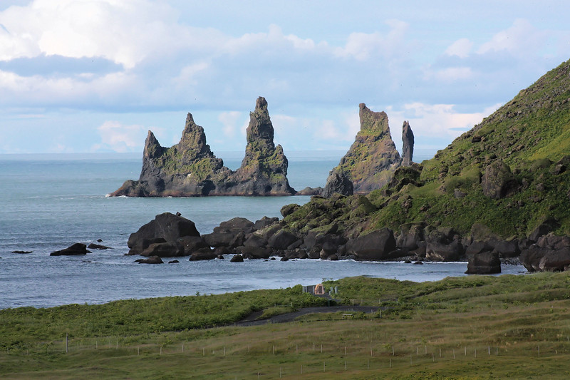 Reynisdrangar